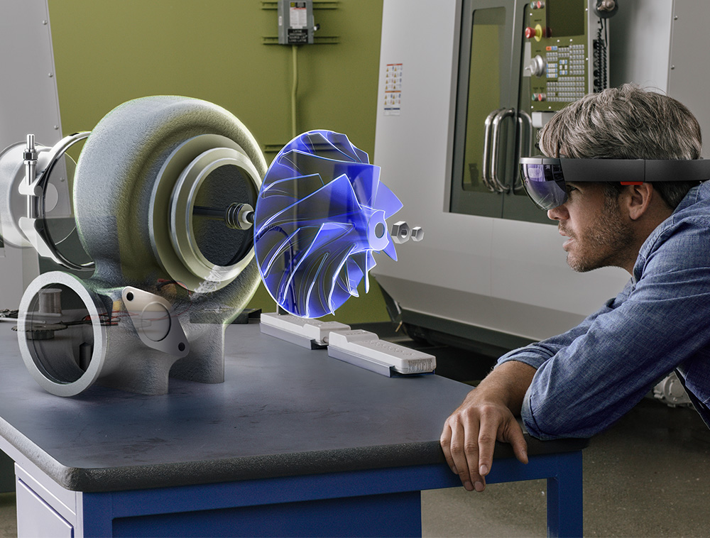 augmented reality ontwikkeling