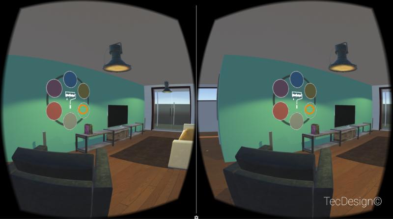 VR-architectuur